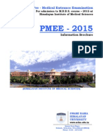 PMEE 2015