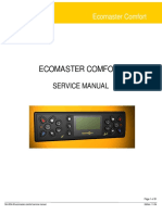 MH 034 00 Ecomaster Comfort Service Manual