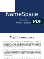 How to Use Namespace in PHP