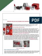 Panduaninstalasi Sistem Fire Alarm