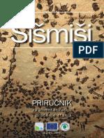 Šišmiši - Priručnik Za Inventarizaciju