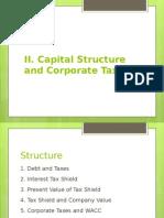 Debt Policy Präsentation