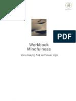Gratis Teksten Werkboek Mindfulness April 2009