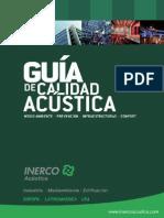 Manual Inerco Acustica 2013