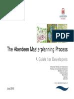 Master Planning Process