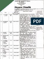 MOI Job Circular 2014
