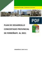Plan de Desarrollo Concertado Provincial de Ferreñafe Al 2021