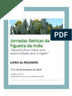 Jornadas Ibericas da figueira-da-índia (Opuntia ficus-indica)