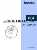 Brother Guide Utilisateur 9055 CDN