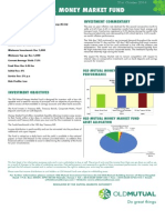 Ut Mmf Bond Fact Sheet