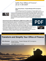 Simple Finance Zurich Insurance POC Case Study