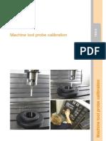 TE415 Machine Tool Probe Calibration