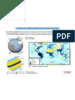 Influência dos centros de pressão na precipitação (10.º)