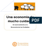 Publicacion Una Economía de Mucho Cuidado