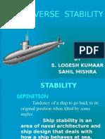 Transverse Stability