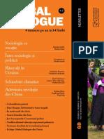 Global Dialogue Newsletter