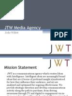 JTW Media Agency REDO