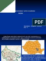 analiza potentialului turistic al judetului Buzau
