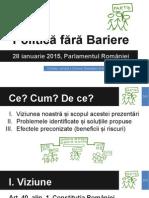 15 01 28 Cv Pfb Prezentare Parlament