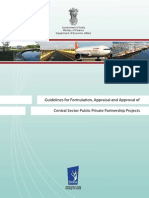 Guidelines_Project Formulation & Appraisal