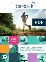 Guide Sports Etterbeek 2013