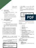 Lesson Plan Filipino 8 Modyul 2 Aralin 2.1
