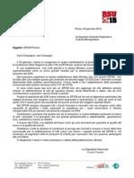 Nota DPCM Precari