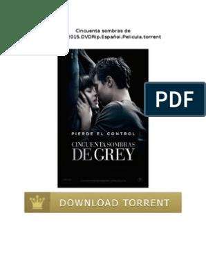 Cincuenta Sombras De Grey 2015 Dvdrip Español Pelicula Torrent