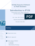 NumOpOpenFOAM Tutorial Finite Volume Method, Dictionary Syntax and Implementation DetailsenFOAM_P01
