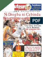 LE BUTEUR PDF du 19/01/2010