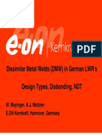 German NPP Dissimilar weld PPT.pdf