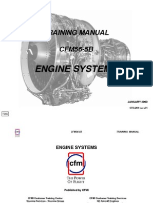 Cfm56-5b - Engine Systems | Electrical Connector | Electromagnetic