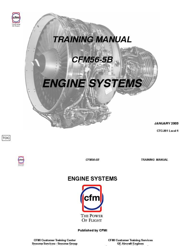 Cfm56-5b - Engine Systems | Electrical Connector