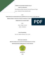 Perlindungan Konsumen Dalam Penggunaan Mata Uang Bitcoin Berdasarkan Undang-undang Nomor. 8 Tahun 1999 Tentang Perlindungan Konsumen