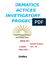 Ip Investigatory Project