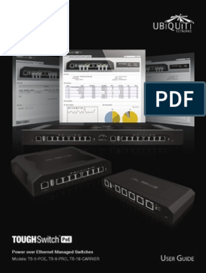 Toughswitch Ubnt manual | Ip Address | Domain Name System