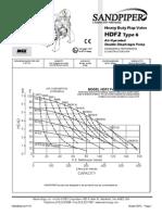 Sandpiper HDF2