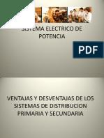 Sistema Electrico de Potencia