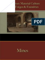 Trades & Occupations - Mines, Forges & Foundries