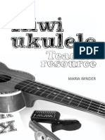 Kiwi Ukulele Teacher Resource
