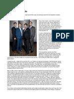 Dealmaker Profile - Lux Capital