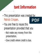 Presentacion - Google Avanzado - Ingles