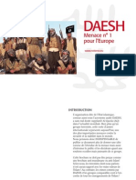 Daesh, menace n°1 pour l'Europe