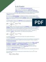 Transformada de Fourier1