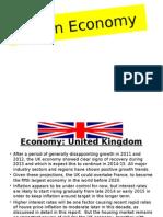 UK economy vs South African Economy