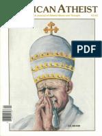 American Atheist Magazine Feb 1984