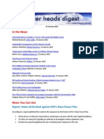 Cooler Heads Digest 23 January 2015