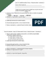 test access noţiunea de baze de date.doc