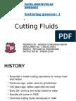Topic Cutting Fluid