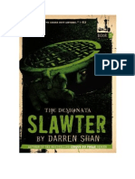 The Demonata 03 - Darren Shaw - Slawter